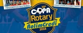 Distriboi e Construtora Storch/Conectinove estão na final da Copa Rotary/Rolim Credi