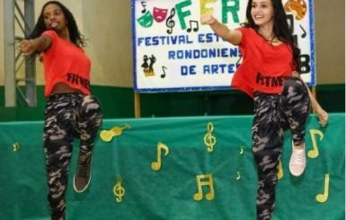 Festival Estudantil Rondoniense de Artes revela talentos em Cacoal