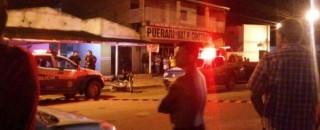 Jovem é morto a tiros em bar de Cacoal