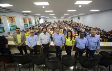 MDB realiza encontro municipal em Cacoal para discutir pré-candidaturas e alianças