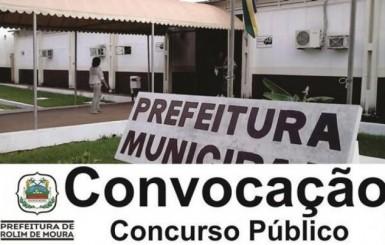 24/05: Prefeitura de Rolim de Moura convoca Médicos aprovados em concurso