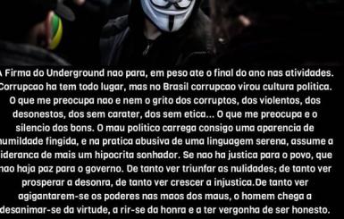 Site da UNIR é alvo de hackers