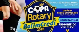 Time da Conectinove com a Construtora Storch está na final da Copa Rotary