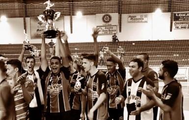 Time da Conectinove é campeão da Copa Rotary 2018