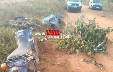 Alta Floresta: Motociclista morre esmagado após ser atropelado próximo ao distrito de Izidolândia