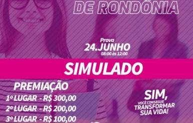 Conectinove promove simulado do concurso da Assembleia Legislativa de Rondônia