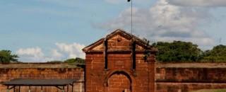 Forte Príncipe da Beira está entre as 18 fortificações brasileiras candidatas a patrimônio da humanidade reconhecido...