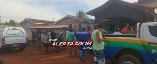 Homem é assassinado no bairro Planalto em Rolim de Moura