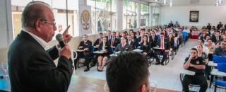 Nova turma de delegados e peritos criminais reforçará ação da Polícia Civil na elucidação de crimes...