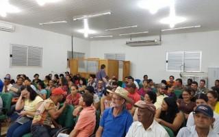 Programa de Aquisição de Alimentos adquire quarenta toneladas de feijão de produtores familiares de Alto Alegre dos Parecis