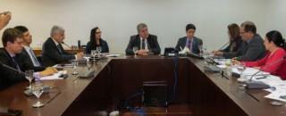 Solução para reabertura do porto de Guajará-Mirim é discutida em reunião entre os governos federal e...