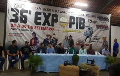 Associação rural de Pimenta Bueno faz leilão para pagar dívidas no comércio local