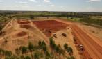 Aterro de Ji-Paraná acelera obras