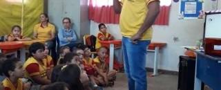 """Rolim de Moura: Escola Municipal Professora Maria de Fátima realiza o  Projeto: """"Uma Escola Sem..."""