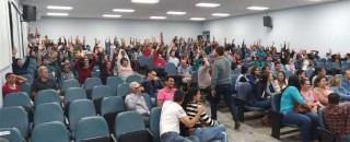 Servidores municipais de Cacoal decidem paralisar suas atividades nos dias 23, 24 e 25 deste mês