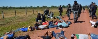 Vídeo: Ação rápida da Polícia prende mais de 53 criminosos que invadiram fazenda e aterrorizaram família...