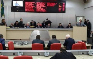 Deputado Lazinho da Fetagro retoma atividades parlamentares