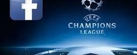 Facebook transmitirá ao vivo jogos da Liga dos Campeões