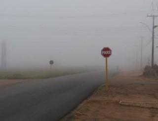Frente fria derruba temperaturas em Rondônia nesta segunda-feira, 20