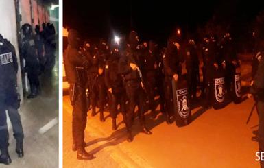 Operação surpresa é deflagrada em presídio no município de Rolim de Moura