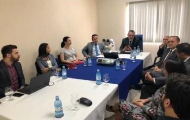 PGJ presente reúne Promotores de Justiça em Rolim de Moura