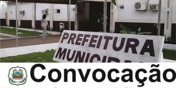 Prefeitura de Rolim de Moura realiza nova convocação de aprovados em concursos