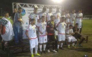 Real Ariquemes é campeão rondoniense Sub-20