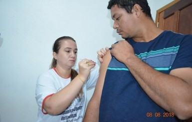 ROLIM DE MOURA: Dia D de vacinação contra Poliomielite e sarampo será neste sábado, 18 de agosto