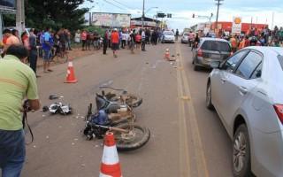 Rondônia registra mais de 40 acidentes de trânsito em dois dias