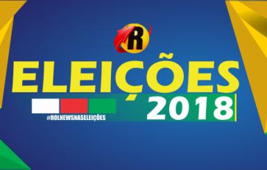 Rondônia tem 9 candidatos ao governo; veja todos os nomes