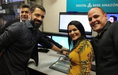 Sinal de TV analógica é desligado em Porto Velho e Candeias do Jamari, RO