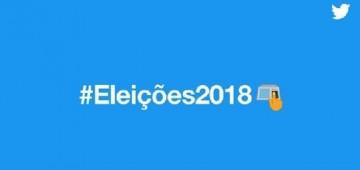 Twitter lança emojis relacionados às Eleições 2018