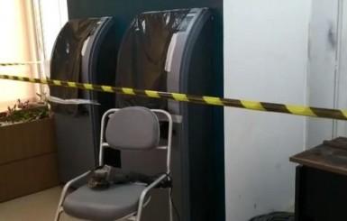 Assaltantes armados invadem Hospital do Amor e tentam arrombar caixas eletrônicos, em Porto Velho