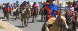 Bombeiros registram mais de 25 ocorrências durante cavalgada da 39ª Expojipa em RO