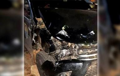 BR-435: Candidato genro de Cassol sofre acidente ao bater em cavalo