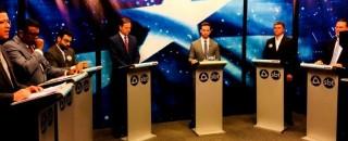 CALMARIA: Debate entre os candidatos ao Governo de RO foi marcado pela falta de embates