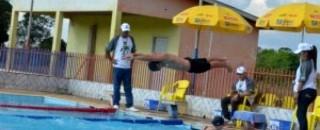 DE BRAÇADA: Porto Velho é o maior medalhista da Natação nos Jogos Intermunicipais