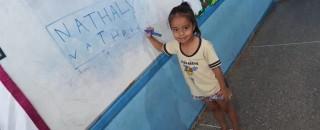 Nota de Pesar: Morre Nathaly Vitória, uma das crianças envolvidas em capotamento na zona rural de...