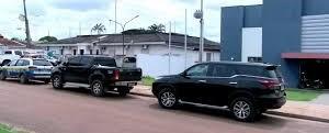 Rolim de Moura - Durante roubo, bandido aponta arma para funcionário de posto e puxa o...