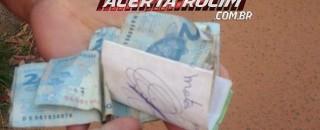 Rolim de Moura - Jovem é preso suspeito de cometer furto em oficina de motos no...