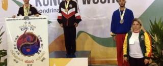 Rondônia conquista 13 medalhas no Campeonato Brasileiro de Kung Fu Wushu