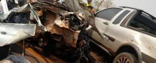 VÍDEO-Grave acidente é registrado na BR-364 em Presidente Médici