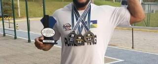 Atleta de Rolim de Moura é destaque no levantamento de peso