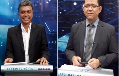 Expedito Junior e Marcos Rocha participam de debate na Band nesta quinta-feira