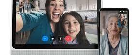 Facebook lança tela inteligente para chamadas de vídeo