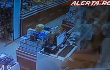 Farmácia é assaltada no centro de Rolim de Moura