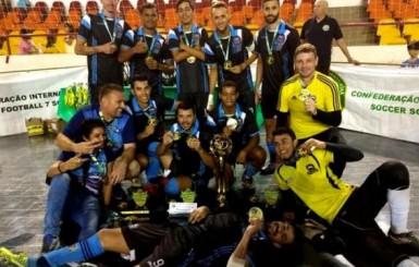 FUTEBOL 7:União e Divisa vão representar RO no Campeonato Brasileiro no RS