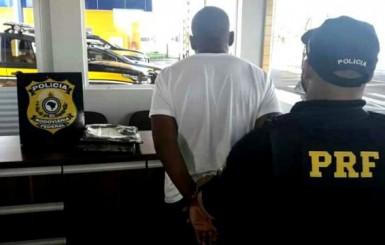 NERVOSO: Britânico preso com cocaína no Mato Grosso pegou ônibus em Porto Velho
