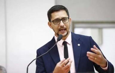Primeiro deputado eleito do Pros em Rondônia, Anderson Pereira agradece os votos recebidos