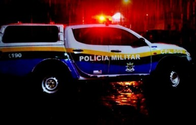 Rolim de Moura: Criminosos invadem propriedade rural, amarram e agridem casal, roubam dinheiro, aparelho celular e um veículo HB20